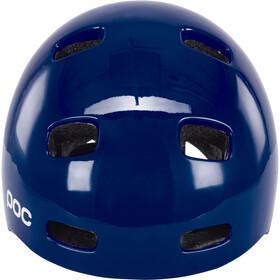 POC Crane Pure Casco, lead blue/hydrogen white
